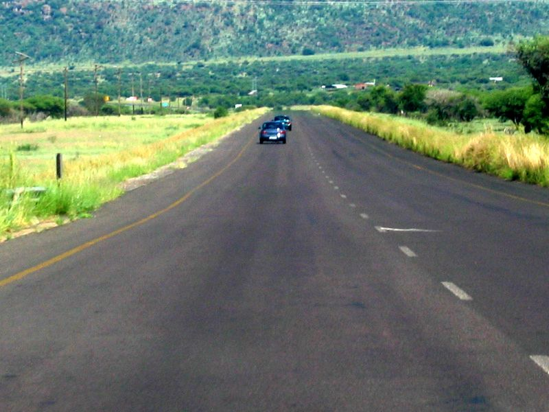 On the road to Sun City