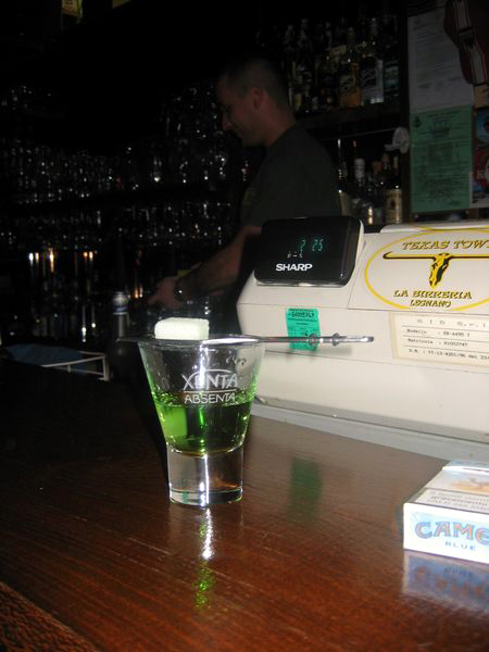 The local Absinthe